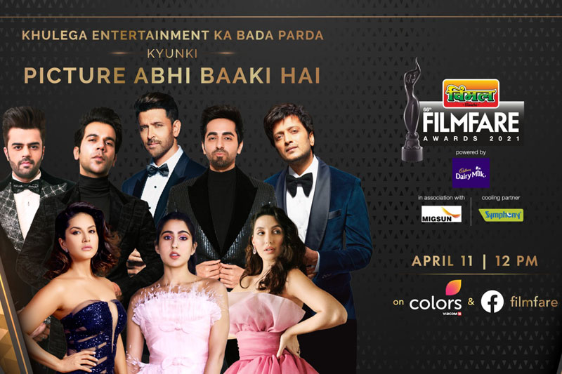 The Filmfare Awards Like You've Never Seen Before