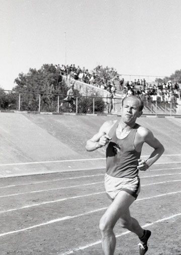 The Greatest Long Distance Runner Ever