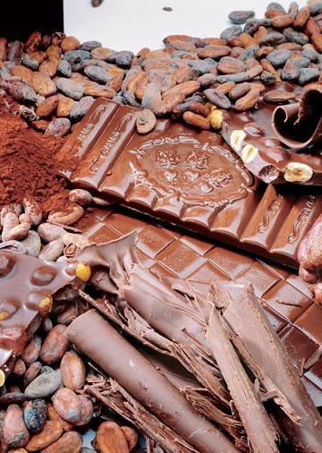 Merci Pour le Chocolat!