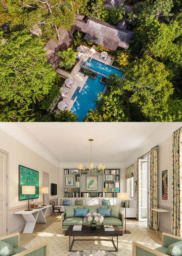 The World's Most Luxurious Private Residences