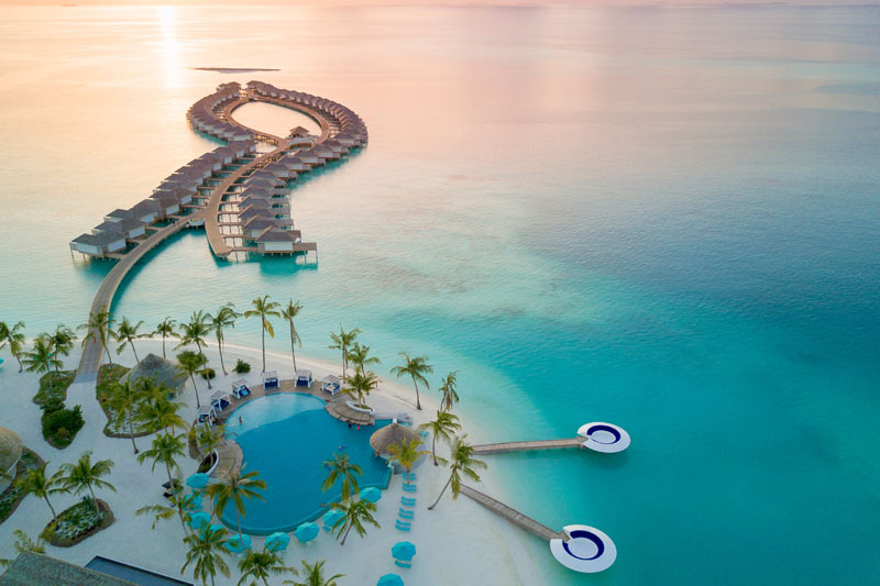 Glow in the Maldives